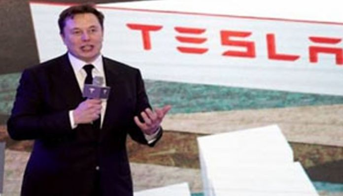 tesla 'Tesla' electric car manufacturing unit in Karnataka
