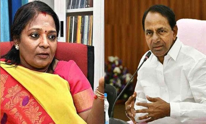 1022119 kcr Not Fighting, Not Favoring Between Me and KCR: Governor
