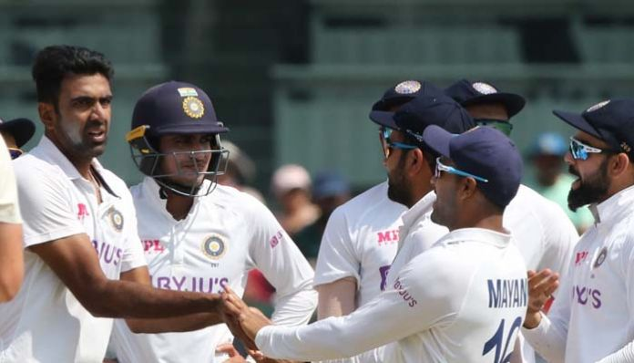 BCCI One session .. 8 wickets .. Hand over Team India