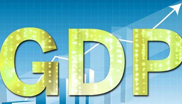 GDP 1 An economy out of recession!