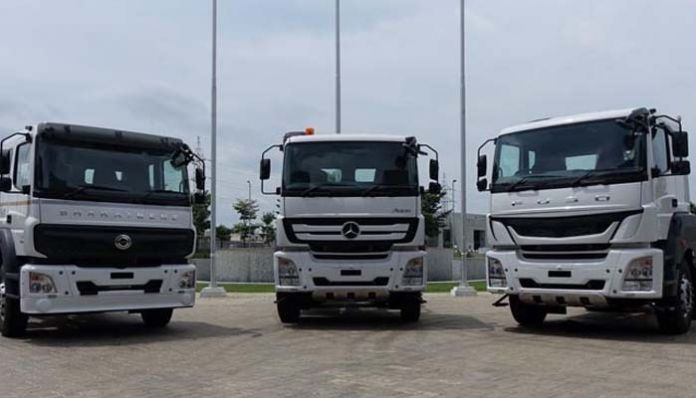heavy vehicles Increasing sales of medium and heavy commercial vehicles