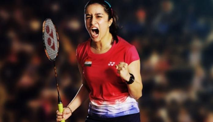 saina nehwal That's when 'Saina' landed on the silver screen! - Prime Time Zone daily (Prime Time Zone): Latest Telugu News | Breaking news