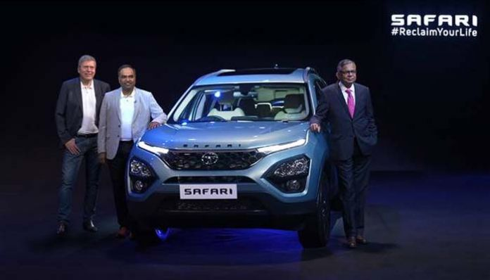 tata safari Tata Safari-2021 Launch .. Good Response from New Generation