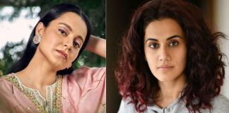 Kangana Counter On Taapsee Tweet