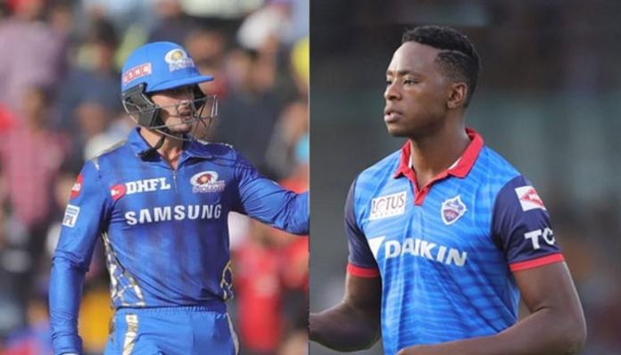 dee cock rabada They are allowed to play in the IPL