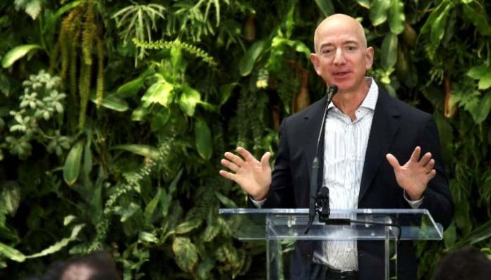jef bejos RIL-Future Group Deal .. Letter of Trade Unions to Jeff Bezos