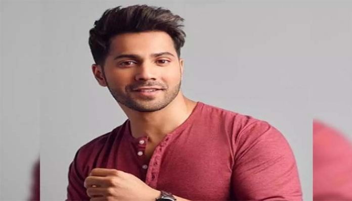 varun dawasn Shock to the hero .. Fans who prevented the shooting