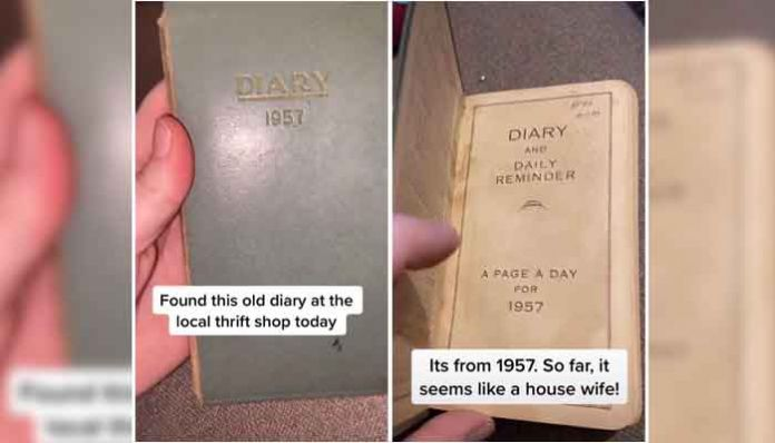 A Diary From 1957